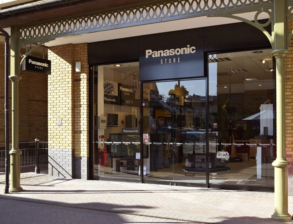 Shop safely and securely online with Panasonic Direct.