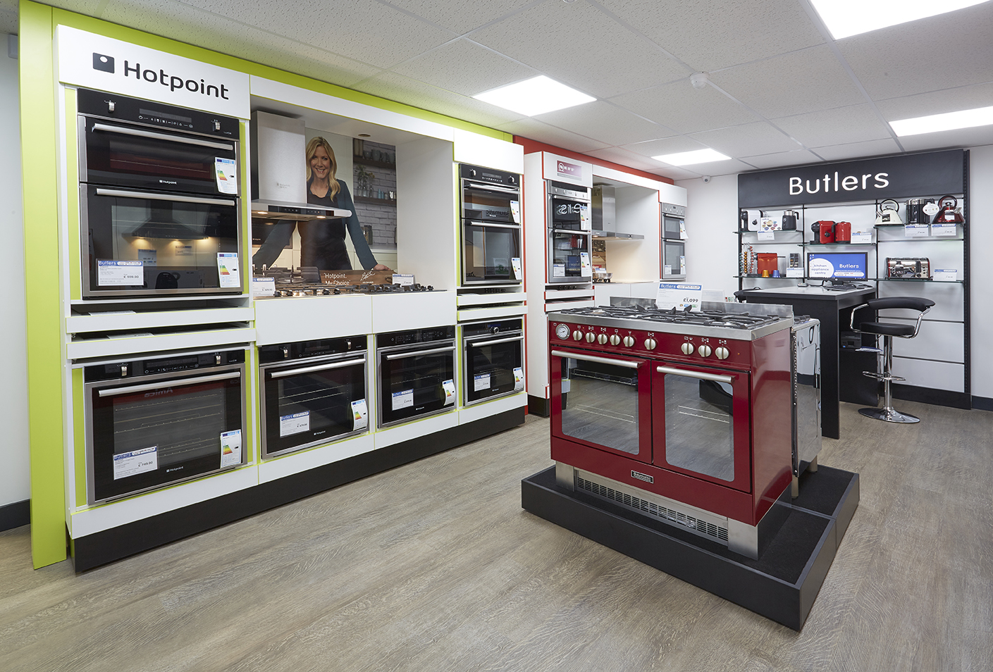 Butlers Electrical - Queensferry Store Refit Case Study | Replan ...